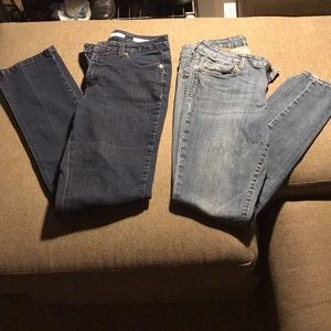 2x1 Jeans size 6